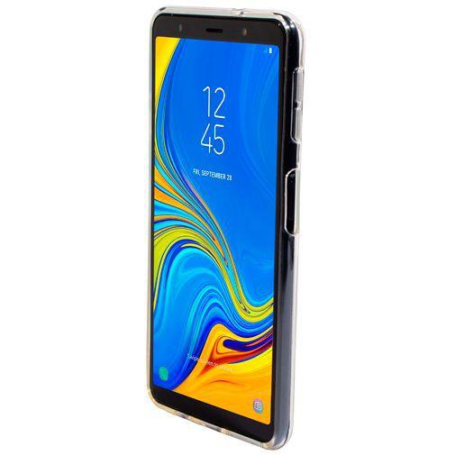 Productafbeelding van de Mobiparts Essential TPU Case Transparent Samsung Galaxy A7 (2018)