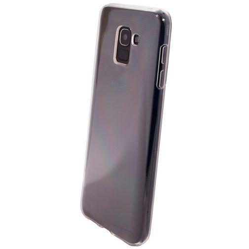 Productafbeelding van de Mobiparts Essential TPU Case Transparent Samsung Galaxy J6