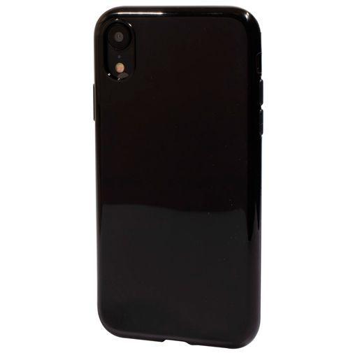 Productafbeelding van de Mobiparts Essential TPU Case Black Apple iPhone XR