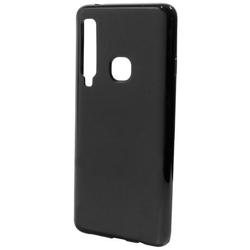 Produktimage des Mobiparts Essential TPU Hülle Schwarz Samsung Galaxy A9