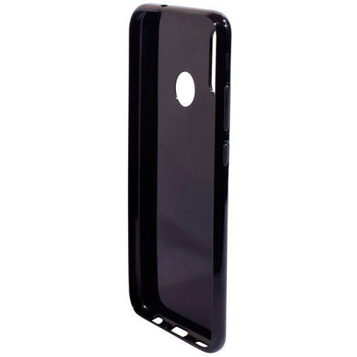 Produktimage des Mobiparts Essential TPU Hülle Schwarz Huawei P Smart (2019)