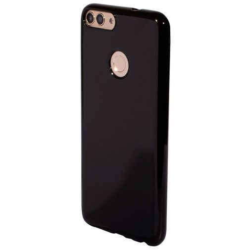 Productafbeelding van de Mobiparts Essential TPU Case Black Huawei P Smart