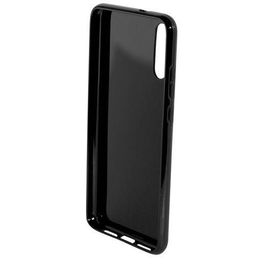 Productafbeelding van de Mobiparts Essential TPU Case Black Huawei P20