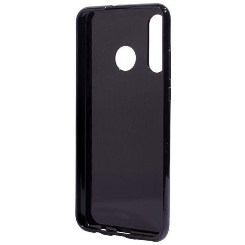 Produktimage des Mobiparts Essential TPU Hülle Schwarz Huawei P30 Lite/P30 Lite New Edition