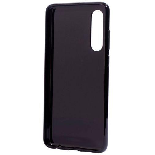 Produktimage des Mobiparts Essential TPU Hülle Schwarz Huawei P30