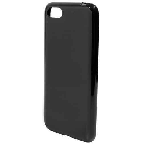 Productafbeelding van de Mobiparts Essential TPU Case Black Huawei Y5 (2018)