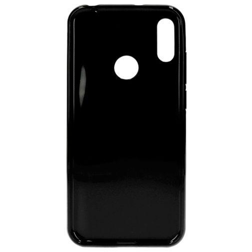 Productafbeelding van de Mobiparts Classic TPU Case Black Huawei Y6 (2019)
