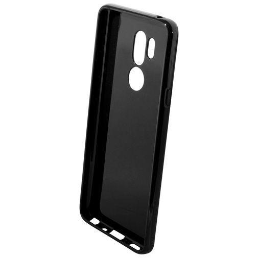 Productafbeelding van de Mobiparts Essential TPU Case Black LG G7 ThinQ