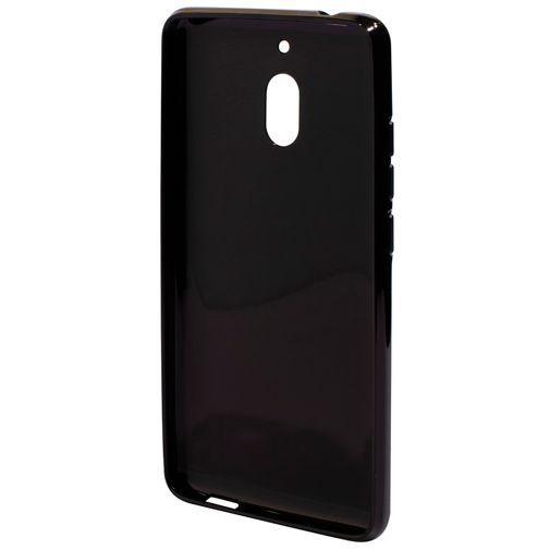 Productafbeelding van de Mobiparts Essential TPU Case Black Nokia 2.1