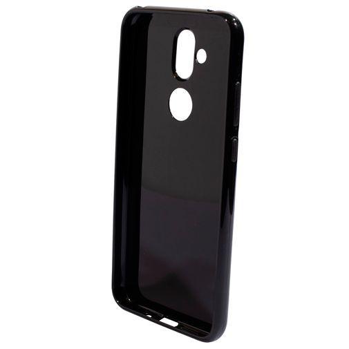 Produktimage des Mobiparts Essential TPU Hülle Schwarz Nokia 8.1