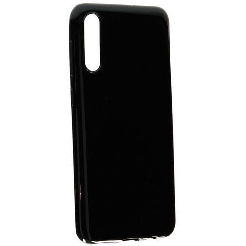 Produktimage des Mobiparts Essential TPU Hülle Schwarz Samsung Galaxy A30s/A50