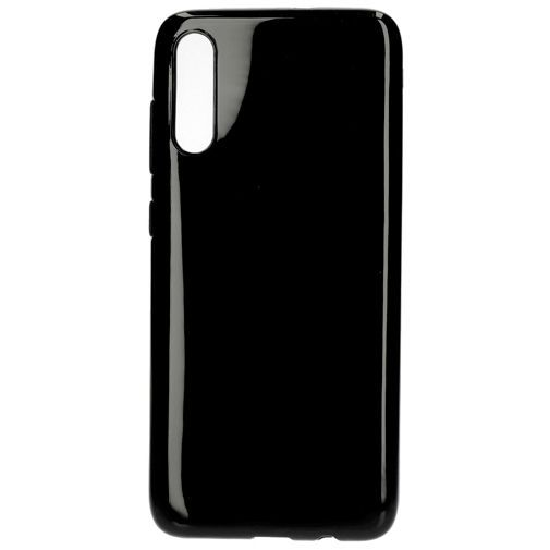 Productafbeelding van de Mobiparts Essential TPU Case Black Samsung Galaxy A70