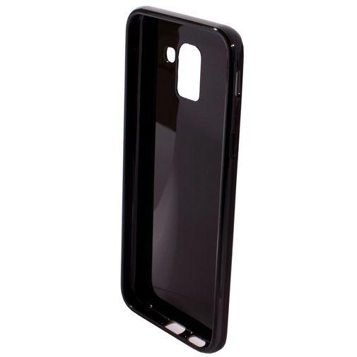 Produktimage des Mobiparts Essential TPU Hülle Schwarz Samsung Galaxy J6