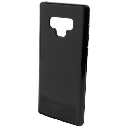 Productafbeelding van de Mobiparts Essential TPU Case Black Samsung Galaxy Note 9