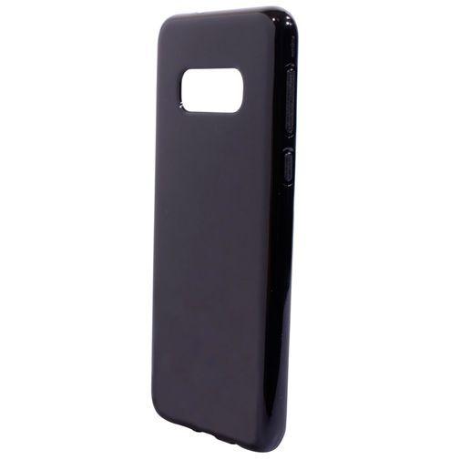 Productafbeelding van de Mobiparts Essential TPU Case Black Samsung Galaxy S10e