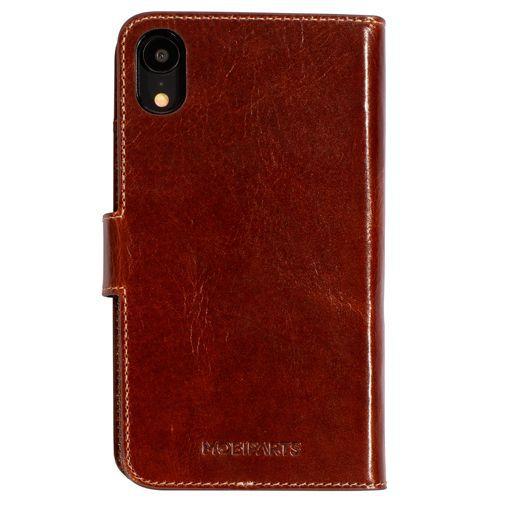 Productafbeelding van de Mobiparts Excellent Wallet Case 2.0 Brown Apple iPhone XR
