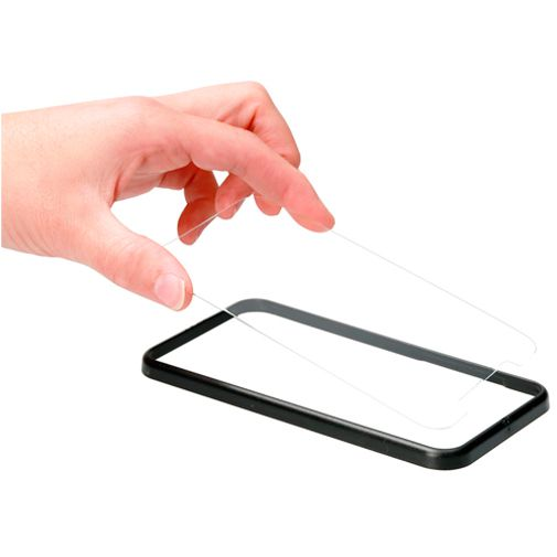 Productafbeelding van de Mobiparts Gehard Glas Clear Screenprotector Apple iPhone 12 Mini