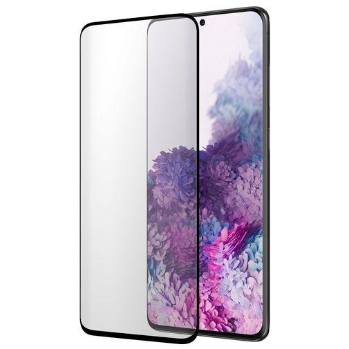 Productafbeelding van de Mobiparts Gehard Glas Edge to Edge Screenprotector Samsung Galaxy S20+