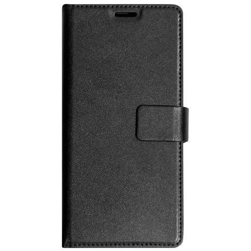 Produktimage des Mobiparts Classic Wallet Case Schwarz Samsung Galaxy Note 9