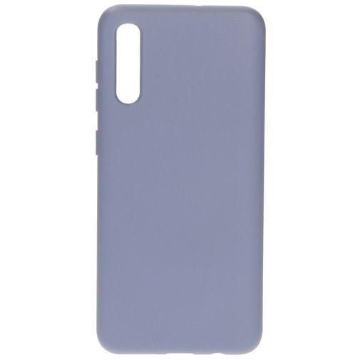 Produktimage des Mobiparts Silikon Case Grau Samsung Galaxy A30s/A50