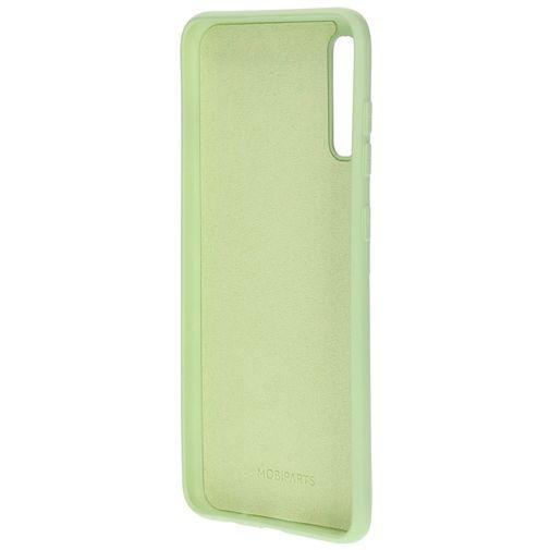 Productafbeelding van de Mobiparts Silicone Cover Green Samsung Galaxy A70