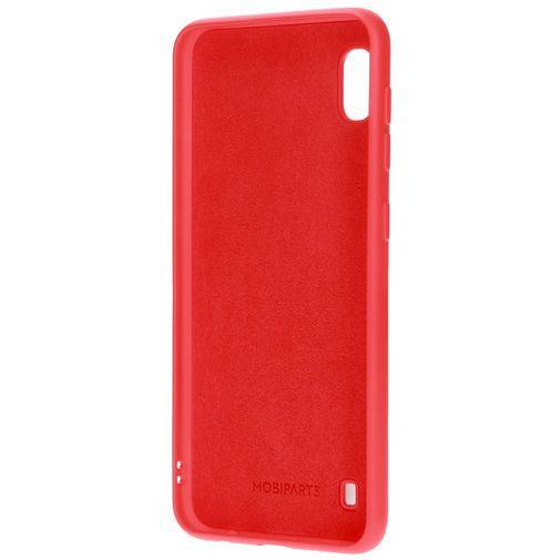 Productafbeelding van de Mobiparts Silicone Cover Red Samsung Galaxy A10
