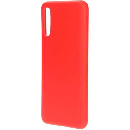 Productafbeelding van de Mobiparts Silicone Cover Red Samsung Galaxy A30s/A50