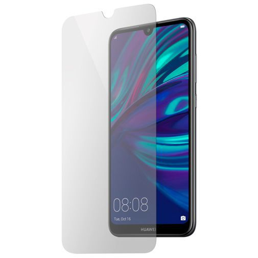 Productafbeelding van de Mobiparts Tempered Glass Screenprotector Huawei Y7 (2019)
