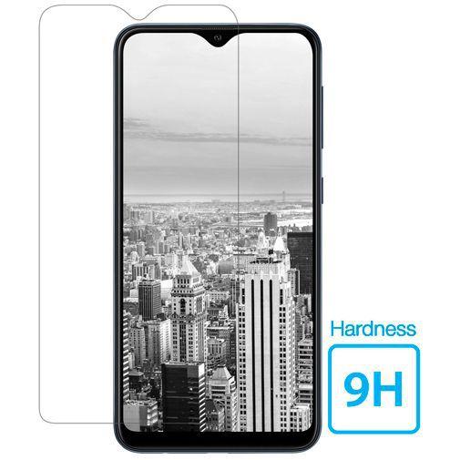 Produktimage des Mobiparts Gehärtetes Glas Displayschutzfolie Samsung Galaxy A10