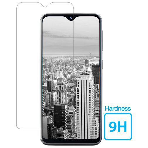 Productafbeelding van de Mobiparts Tempered Glass Screenprotector Samsung Galaxy A20e