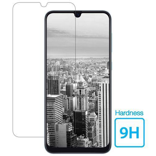 Productafbeelding van de Mobiparts Tempered Glass Screenprotector Samsung Galaxy A40