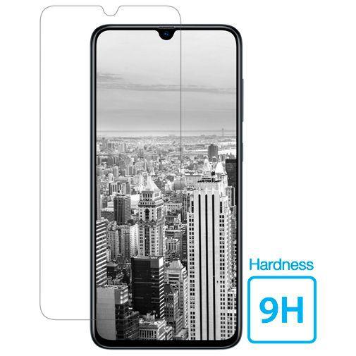 Productafbeelding van de Mobiparts Tempered Glass Screenprotector Samsung Galaxy A70