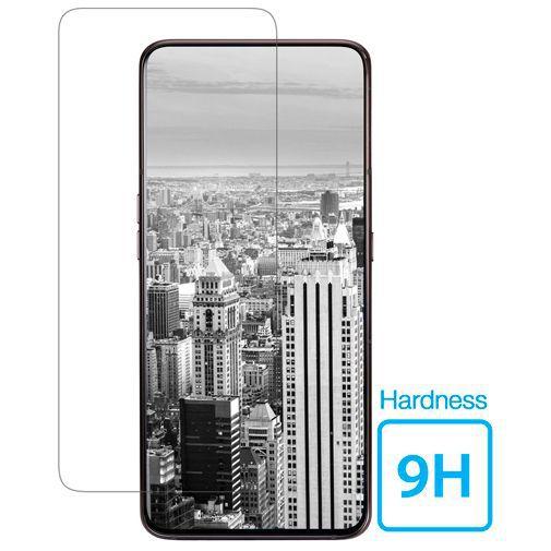 Productafbeelding van de Mobiparts Tempered Glass Screenprotector Samsung Galaxy A80