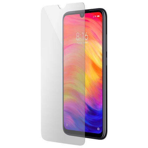 Productafbeelding van de Mobiparts Tempered Glass Screenprotector Xiaomi Redmi Note 7