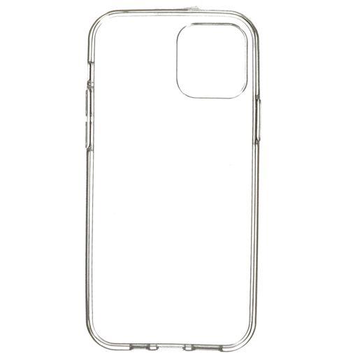 Productafbeelding van de Mobiparts TPU Backcover Apple iPhone 12/12 Pro Transparant