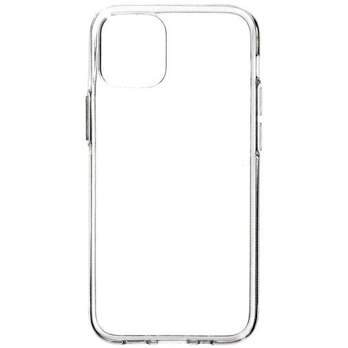 Productafbeelding van de Mobiparts TPU Backcover Apple iPhone 12 Mini Transparant