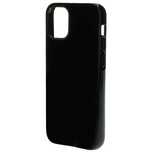 Productafbeelding van de Mobiparts TPU Backcover Apple iPhone 12 Mini Zwart