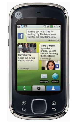 Productafbeelding van de Motorola Cliq XT