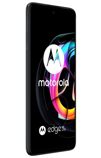Product image of the Motorola Edge 20 Lite Grey