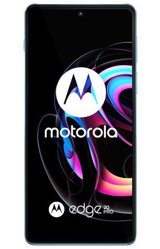 Product image of the Motorola Edge 20 Pro White