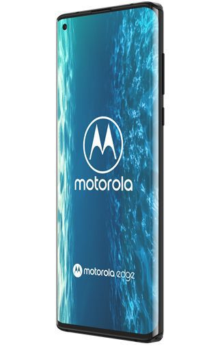 Productafbeelding van de Motorola Edge Black