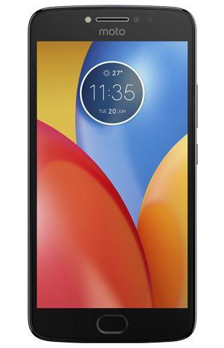 Productafbeelding van de Motorola Moto E4 Plus Single Sim Grey