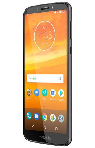 Productafbeelding van de Motorola Moto E5 Plus Grey