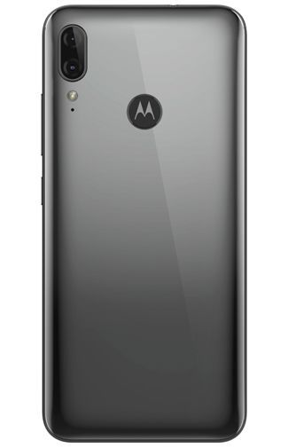Productafbeelding van de Motorola Moto E6 Plus 32GB Grey