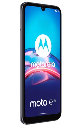 Productafbeelding van de Motorola Moto E6i Grijs