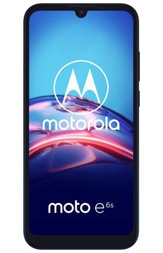Productafbeelding van de Motorola Moto E6s Blue