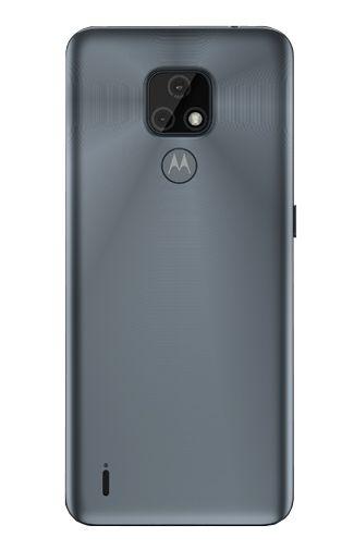 Productafbeelding van de Motorola Moto E7 Grijs