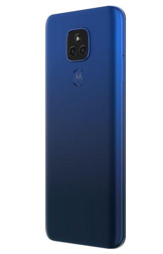 Productafbeelding van de Motorola Moto E7 Plus Blue