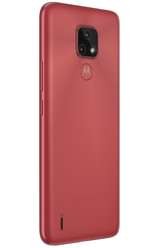 Produktimage des Motorola Moto E7 Rot