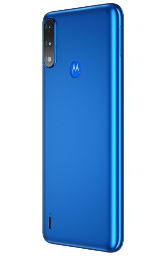 Productafbeelding van de Motorola Moto E7i Power Blauw